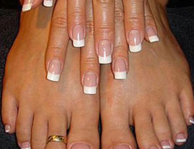 Лечение грибка на ногтях и коже ног
