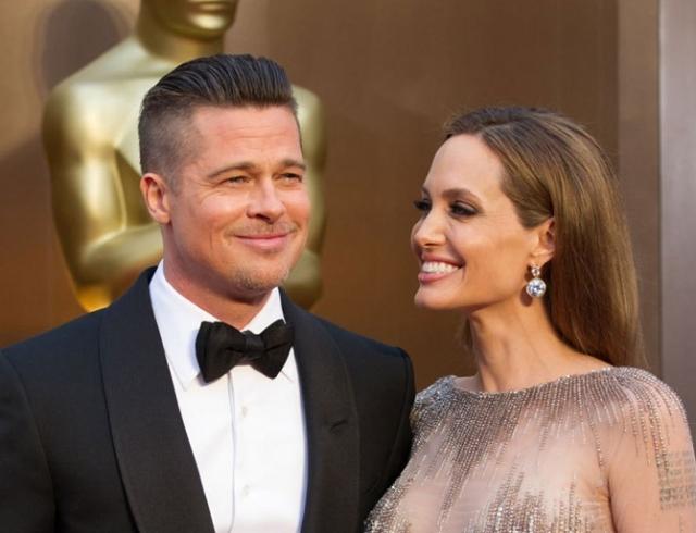 Анджелина Джоли и Брэд Питт развод: Джоли и Питт решили ... анджелина джоли и брэд питт