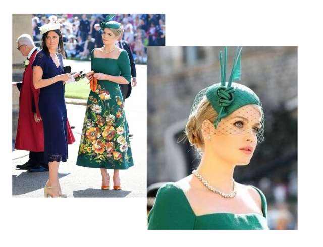 Королевский выход: племянница принцессы Дианы стала моделью намодном показе рекомендации
