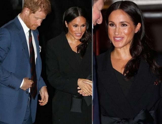 Принц Гарри и Меган Маркл сейчас находятся в ожидании малыша