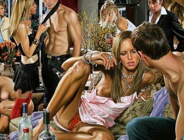 как ходят к проституткам