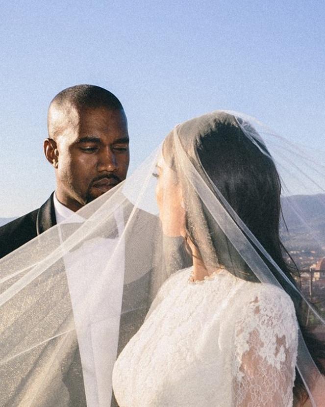 свадьба ким кардяшьн и канье уэста