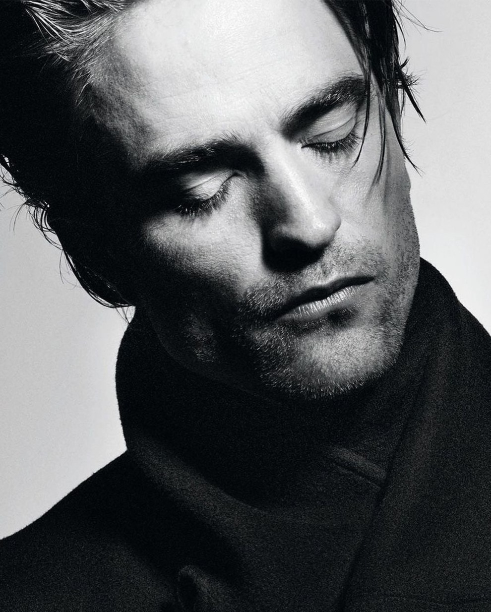 Любуемся: Роберт Паттинсон снялся в рекламной кампании Dior Homme (ФОТО) - фото №4