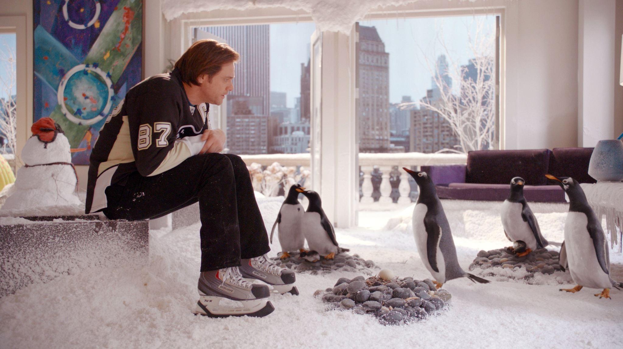 фильмы о пингвинах