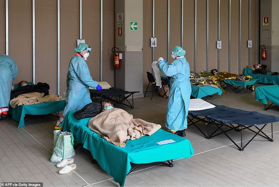 Хроника коронавируса: 134 тысячи зараженных и 5 тысяч погибших. Что сейчас происходит в Европе? (ФОТО) - фото №6