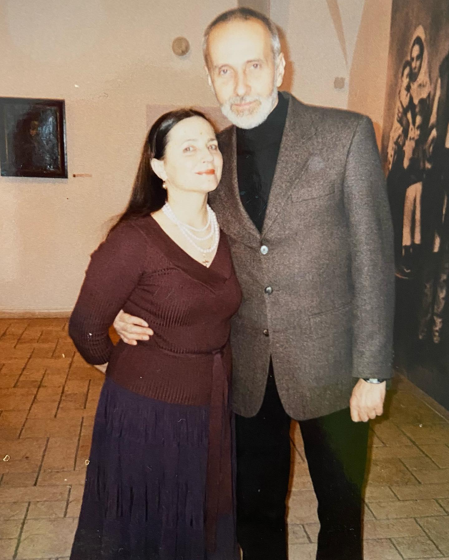 Тоня Матвиенко трогательно поздравила родителей с золотой свадьбой (ФОТО) - фото №2