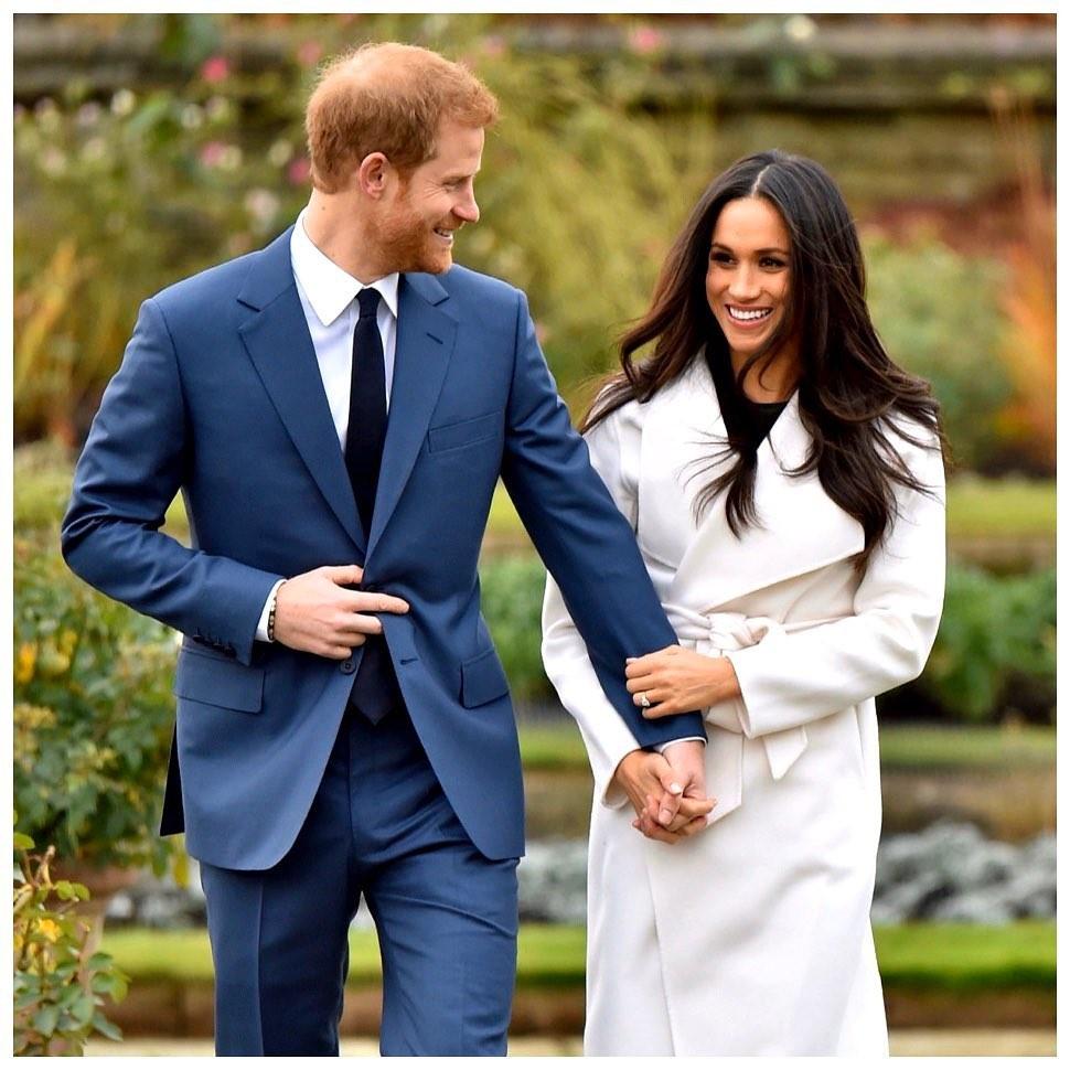 меган и гарри сложили королевские обязанности
