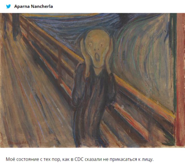 """""""Мем смешной, ситуация страшная"""": самые веселые мемы про коронавирус (ФОТО) - фото №18"""