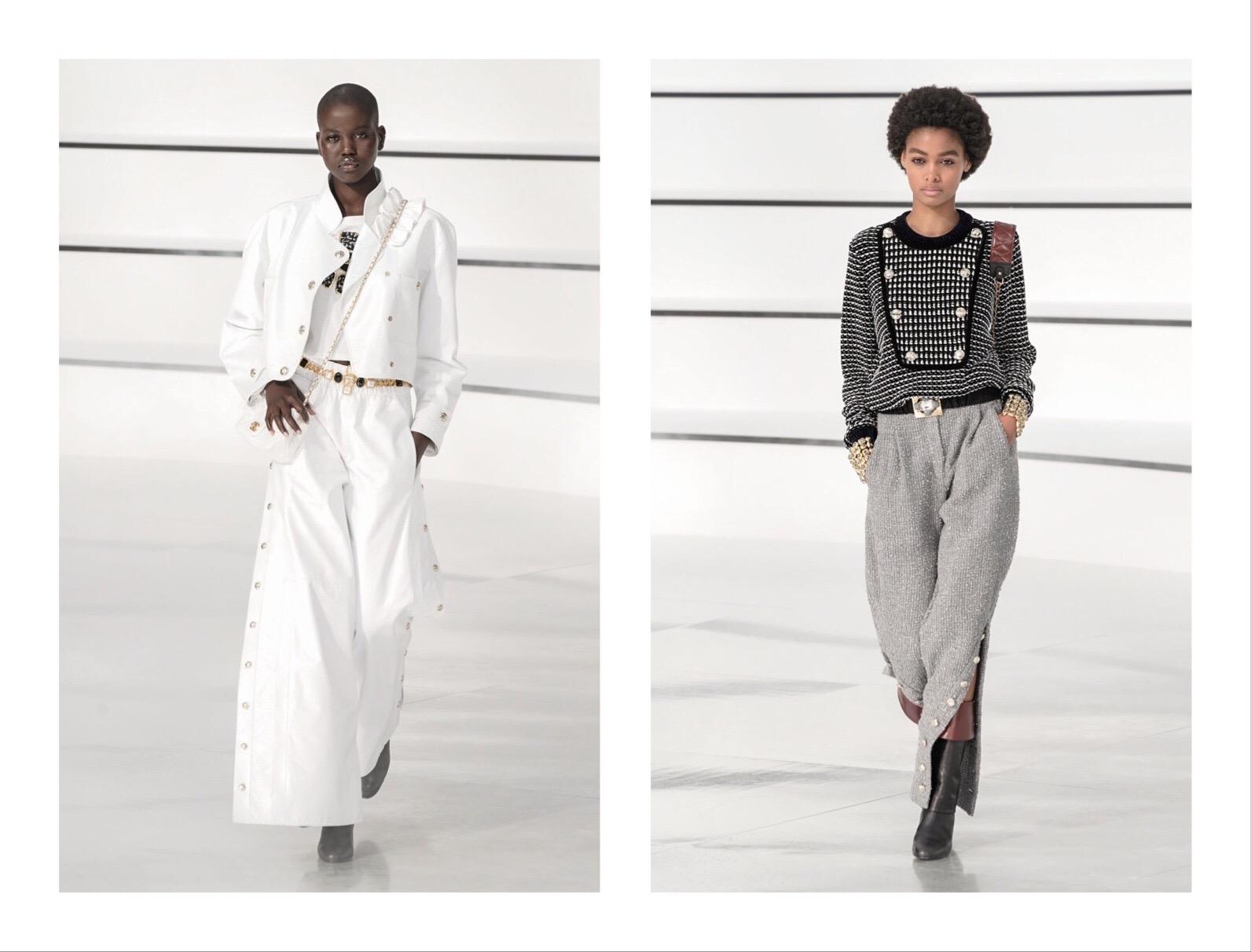 Парижский шик в лучших традициях Chanel: обзор коллекции (ФОТО) - фото №5
