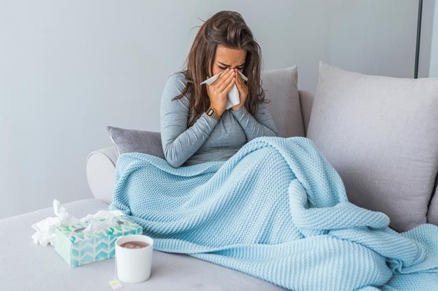 Что делать при первых симптомах простуды? - фото №1