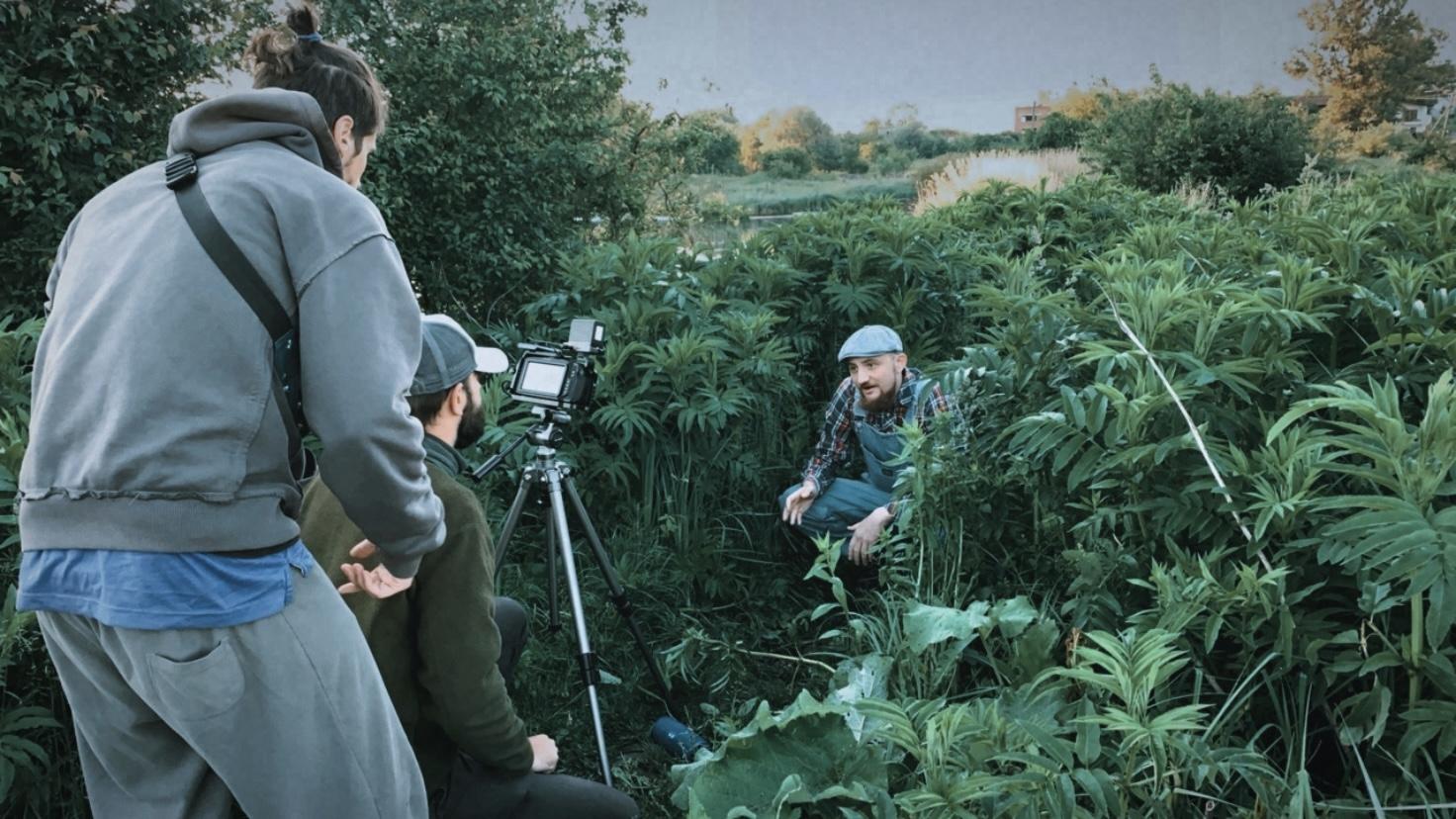 """Проект """"Культура on/off. Цифровые мосты"""": УКФ объединяет модных музыкантов и колоритные деревни в искусстве - фото №2"""