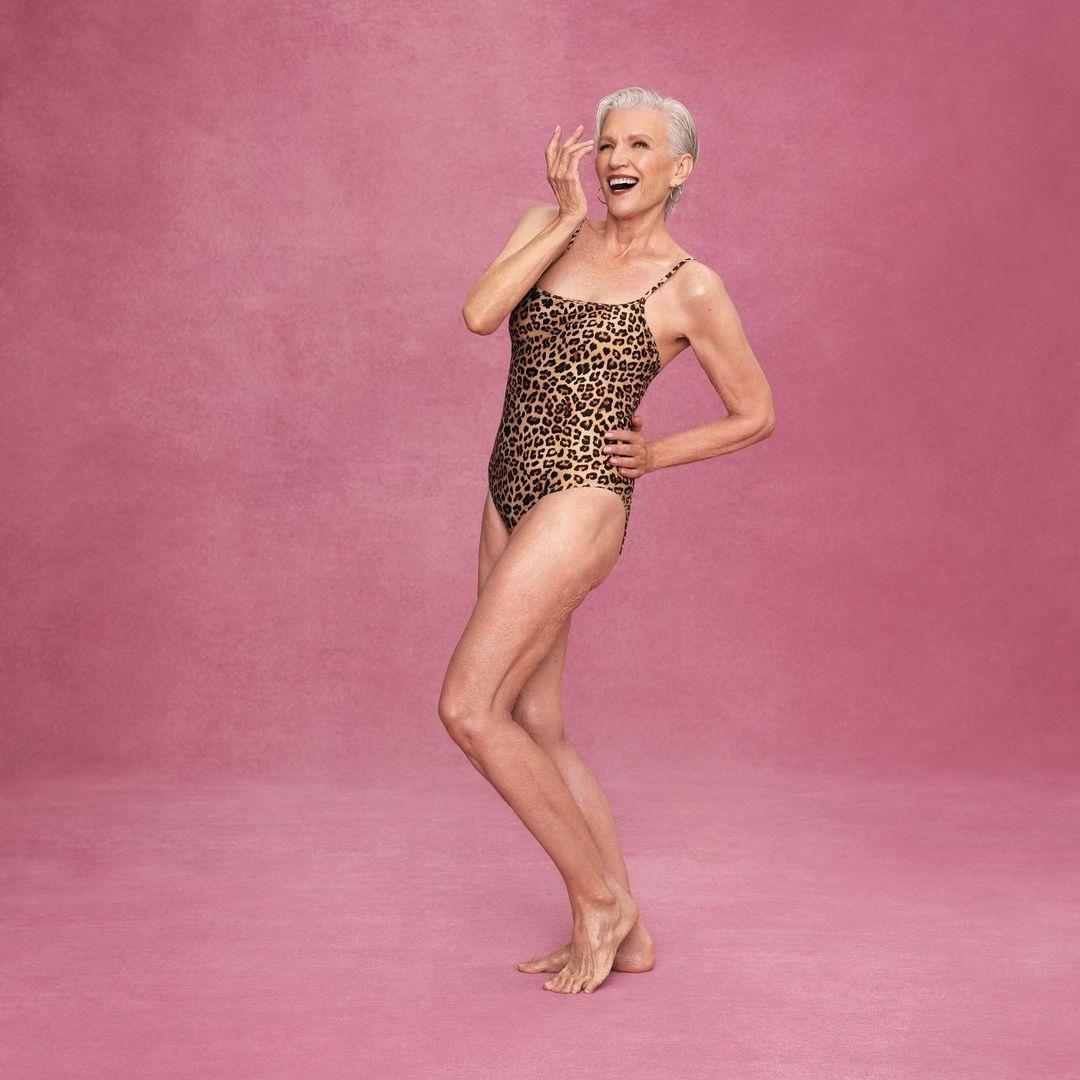 73-летняя мать Илона Маска снялась в рекламе купальников (ФОТО) - фото №1