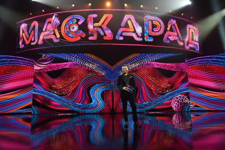 """""""Маскарад"""" 2 сезон: стал известен состав первой звездной команды в шоу - фото №2"""