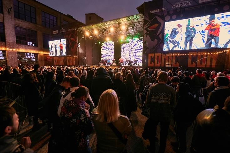 Comic Con Ukraine 2021: хедлайнерами фестиваля стали создатели саундтрека к культовой игре Witcher 3: Wild Hunt - фото №1