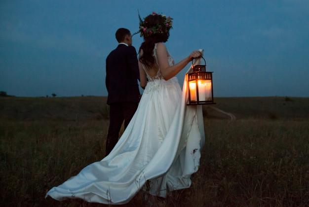 свадебные приметы фото