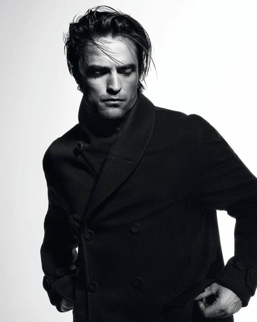Любуемся: Роберт Паттинсон снялся в рекламной кампании Dior Homme (ФОТО) - фото №3