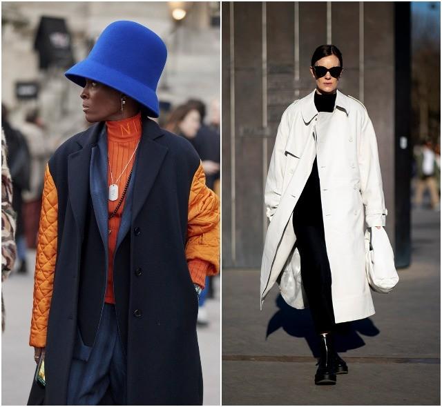 Стритстайл на Неделе высокой моды в Париже: как носить кутюр каждый день - фото №29