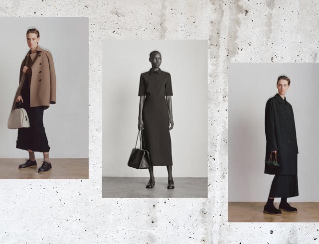 Знаменитые близнецы: Мэри-Кейт и Эшли Олсен представили новую коллекцию своего бренда The Row. - фото №4