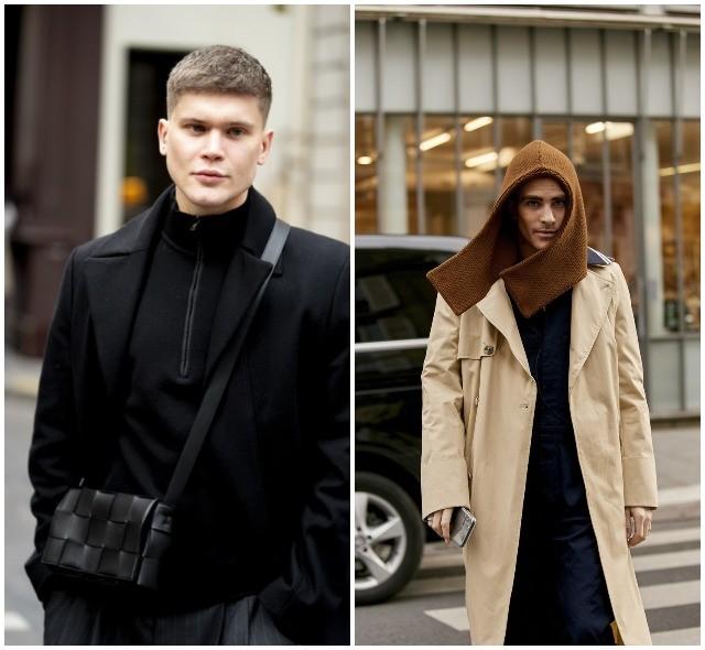 Что носят в Париже: стритстайл-образы гостей французской мужской Недели моды - фото №32