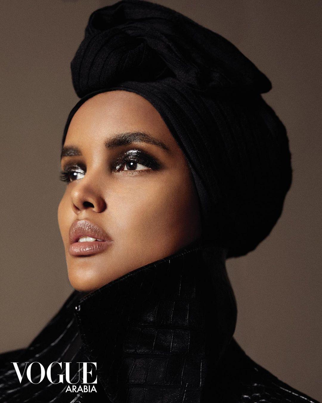 Мусульманская модель Халима Аден завершает карьеру из-за религиозных убеждений - фото №3