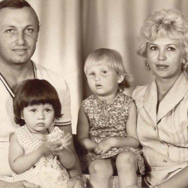 Семья Виктории Бони