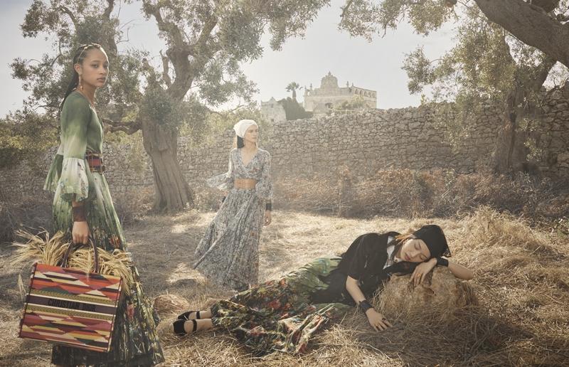 Мифы, музы и богини. Смотрите новую рекламную кампанию Christian Dior (ФОТО+ВИДЕО) - фото №4