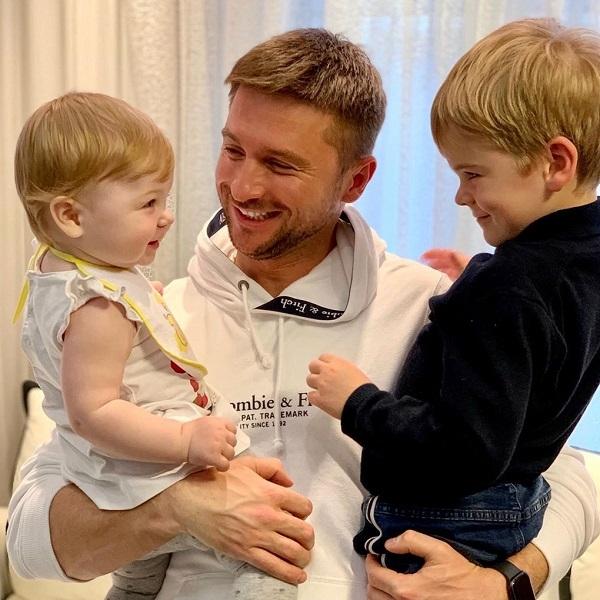 Сергей Лазарев показал, как сейчас выглядит его 2-летняя дочь - фото №2