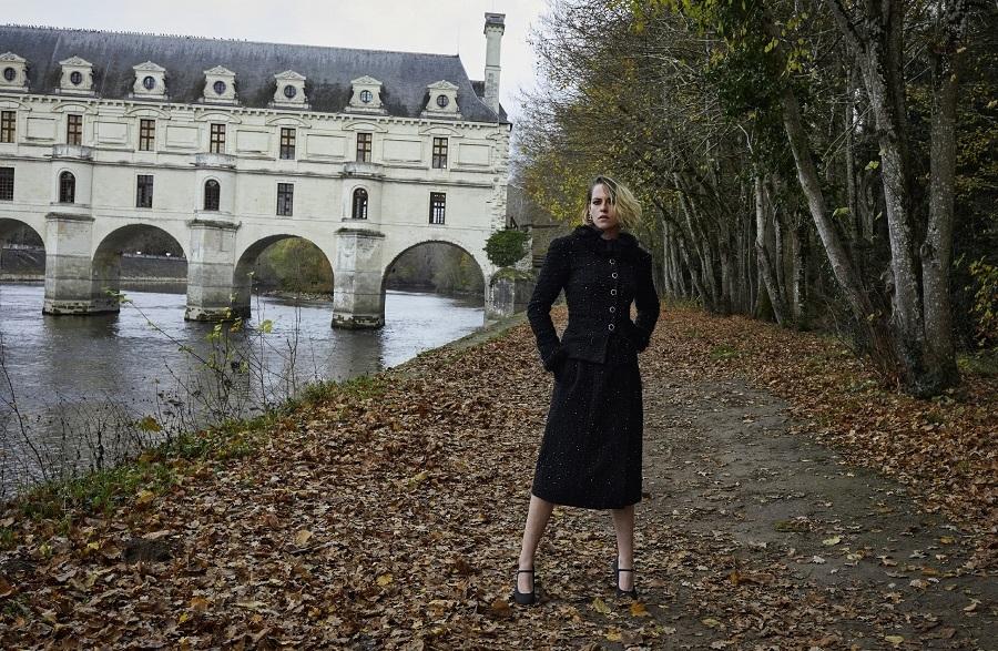 "Звезда ""Сумерек"" Кристен Стюарт снялась в рекламе Chanel (ФОТО) - фото №3"