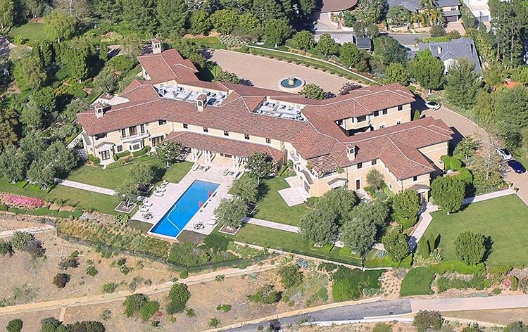 Как выглядит роскошный особняк, в котором живут Меган Маркл и принц Гарри: ФОТО - фото №3
