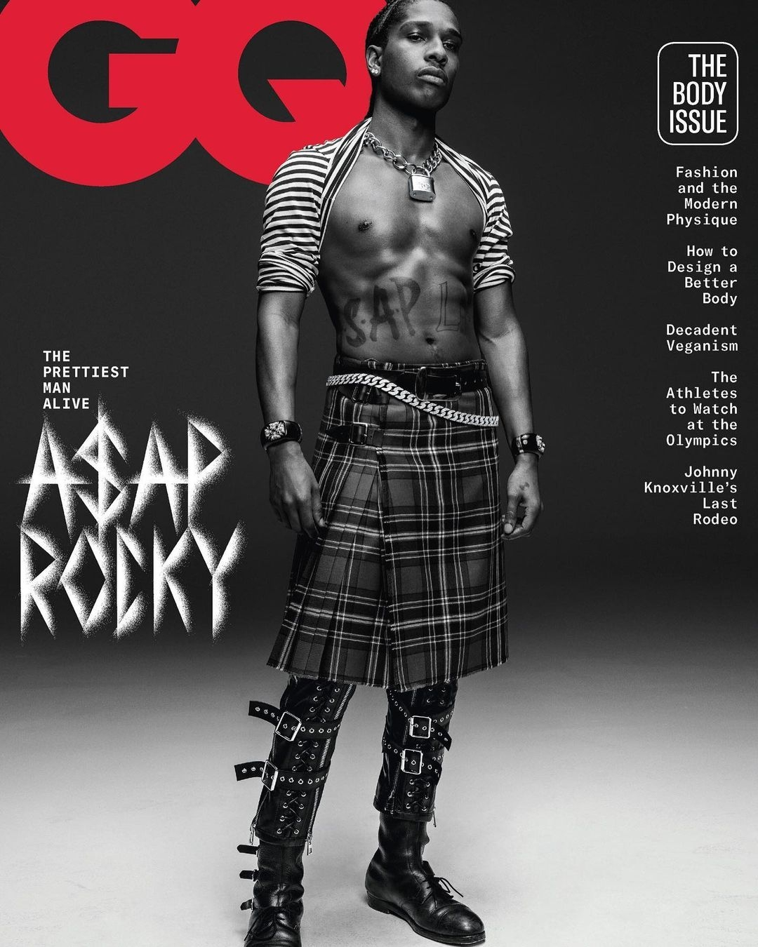 A$AP Rocky и рианна вместе