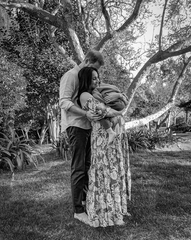 СМИ: Меган Маркл и принц Гарри планируют крестить дочь в Виндзоре - фото №1