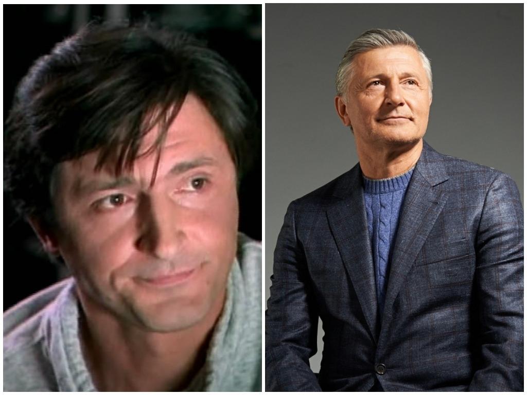 Звездные мужчины, которым возраст к лицу - фото №2