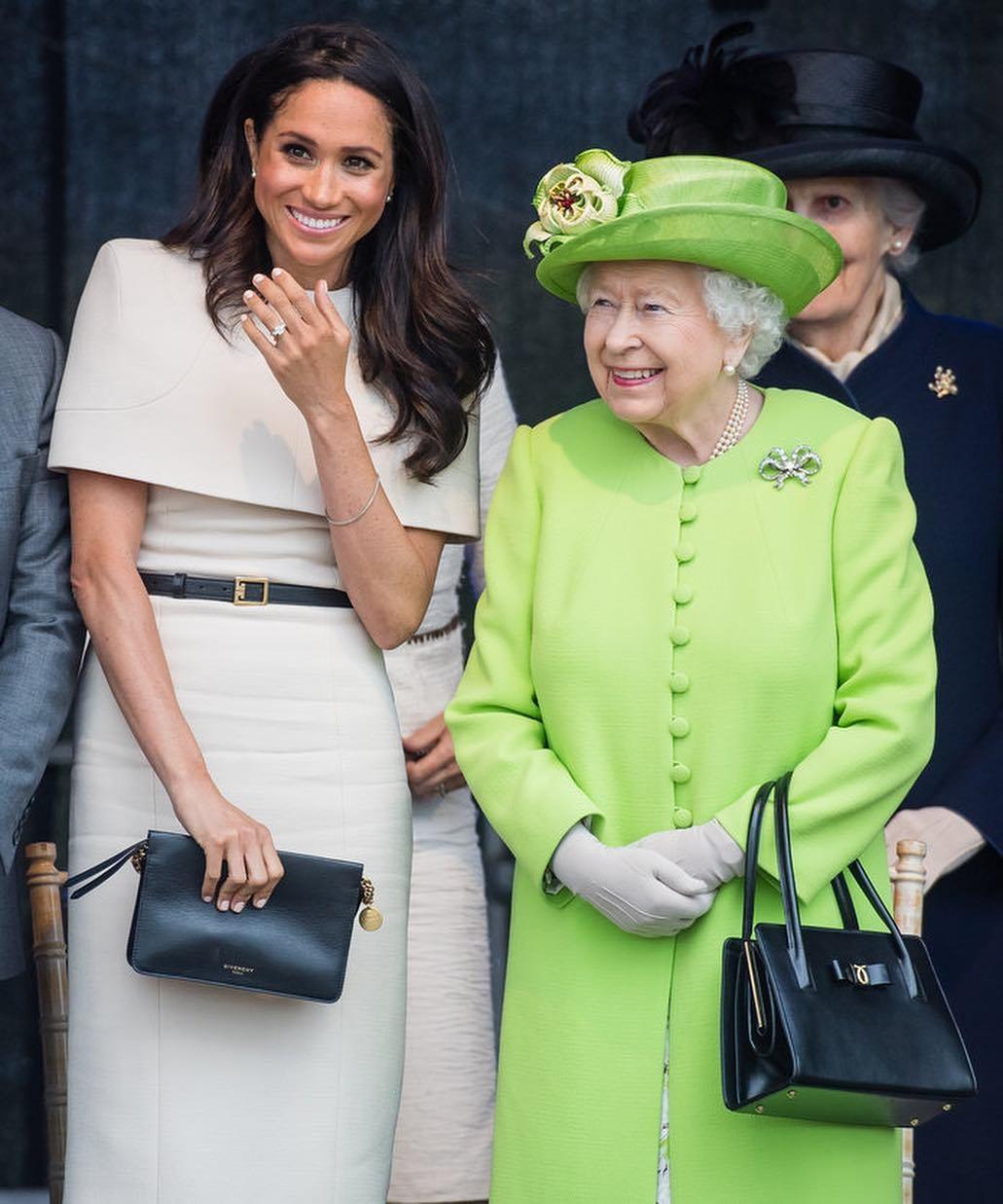 меган маркл и принц гарри едут в великобританию