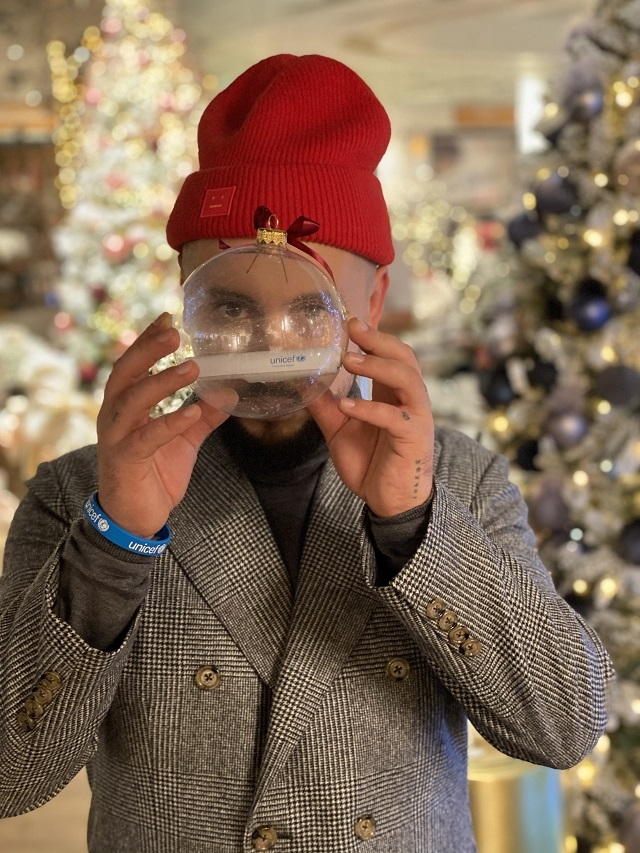 """""""Мріяти не шкідливо"""": MONATIK разом із ЮНІСЕФ оголошує соціальний новорічний проект - фото №1"""