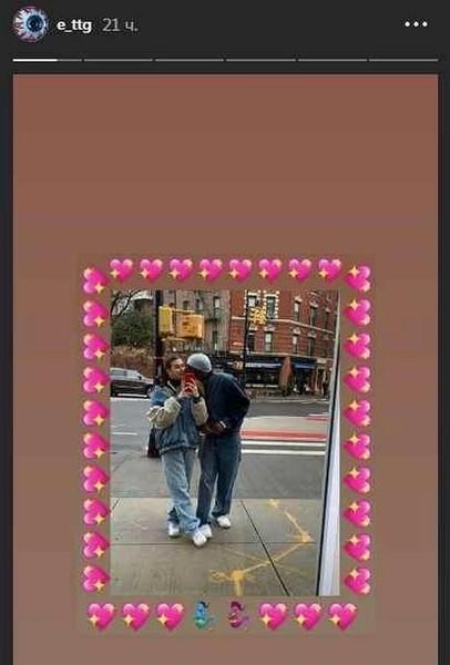 Дочь Ивана Урганта встречается с афроамериканцем: парень Эрики Кикнадзе (ФОТО)