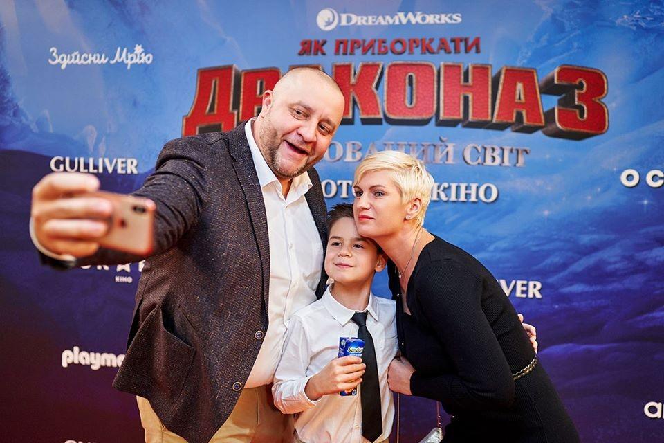 егор крутоголов семья фото