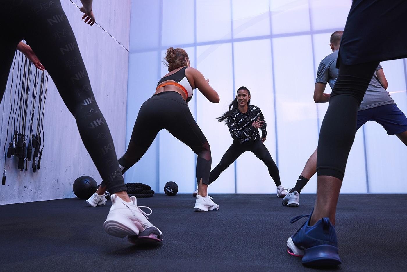 Фитнес конвенция Nike пройдет 21-22 марта  в Киеве - фото №2
