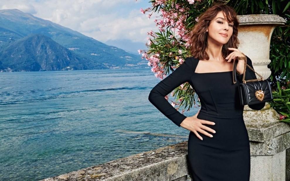 Элегантная муза: Моника Беллуччи стала лицом новой коллекции Dolce & Gabbana (ФОТО) - фото №4