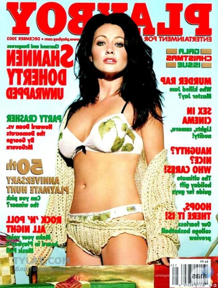 Откровенно: подборка звезд, снявшихся обнаженными для журналов - фото №13
