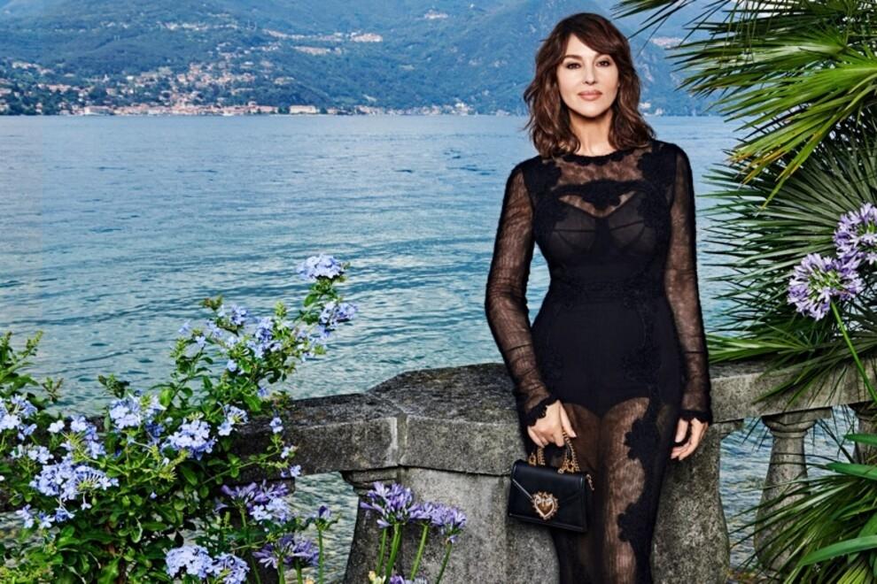 Элегантная муза: Моника Беллуччи стала лицом новой коллекции Dolce & Gabbana (ФОТО) - фото №3