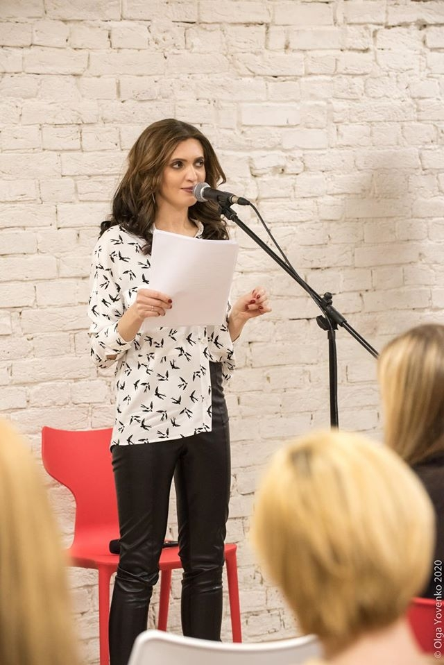 Таня Власова интервью