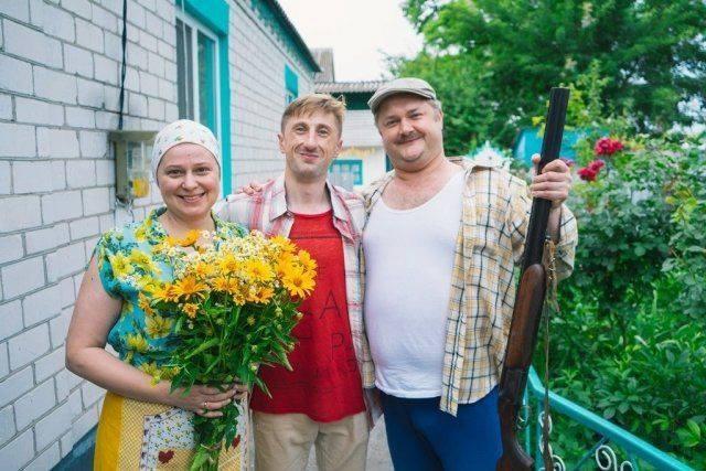 назар заднепровский жена