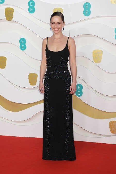 Кейт Миддлтон, Лили Роуз Депп, Скарлетт Йоханссон на BAFTA 2020 - фото №3