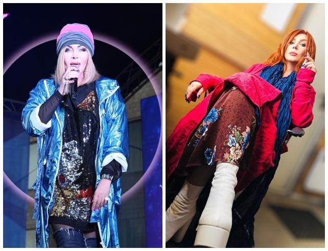 День рождения Ирины Билык: самые эпатажные образы певицы (ФОТО) - фото №14