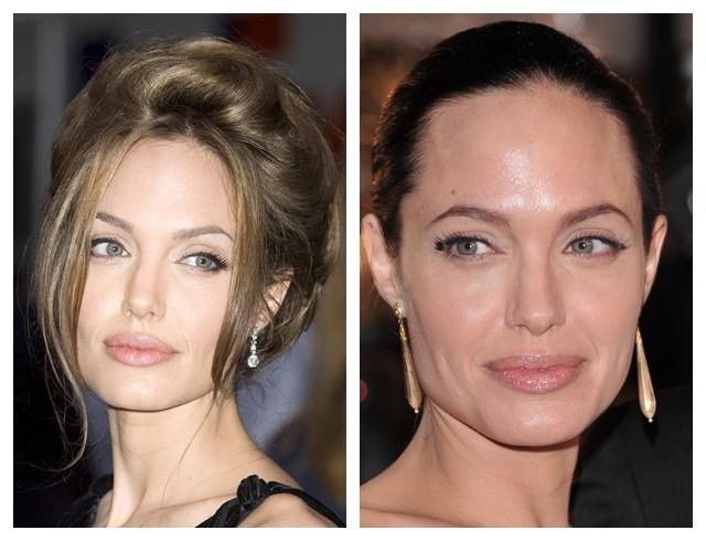 Beauty-эволюция: как менялась внешность Анджелины Джоли (ФОТО) - фото №9