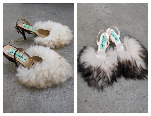 Обувь как искусство: новый тренд — мюли из ковров (ФОТО) - фото №1