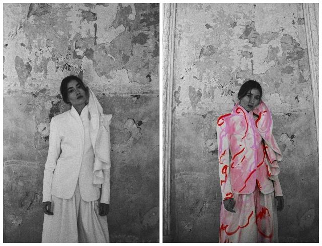 Мода, искусство и технологии: FINCH и Marianne Hollenstein представили уникальный перформанс (ВИДЕО) - фото №1