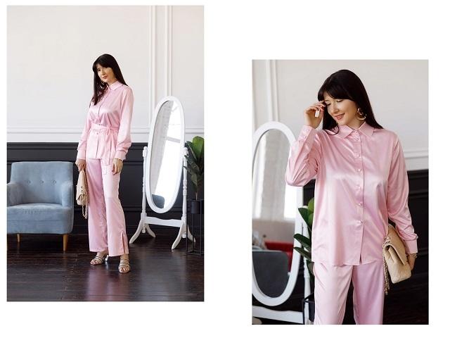 Красота даже на карантине: новая коллекция одеждыOne by One X Olga Ternova - фото №2