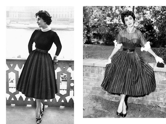День рождение Элизабет Тейлор: вспоминаем самые лучшие наряды королевы Голливуда (ФОТО) - фото №6