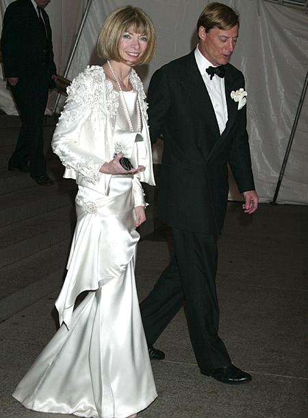 Анна Винтур разводится с мужем после 16 лет брака - фото №2